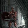 Warrior in ruins by MWArt
