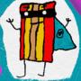 Bacon Man! by AshsJester