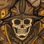 Dead Man's Bones by foamymuffin