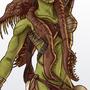 Orc Gladiatrix by Rocktopus64