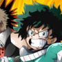 My Hero Academia Collage by AngelXMIkey