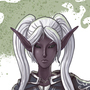 Drow Mage by Rocktopus64