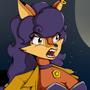 Carmelita Fox (Sly Cooper and the Thievius Raccoonus)