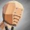 Robot head concpet