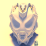 3D helmet 2 by alexandralawre