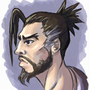 Hanzo OverWatch (Profile) by FattyCakes1995