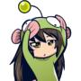 Manga Girl - Adobe Illustrator by AleunaM