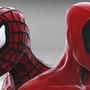 Spider-Man and Deadpool by deafguitarist063