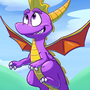 Spyro by Ztoons