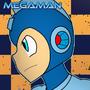 Megaman and Bass Wallpaper by Plazmix