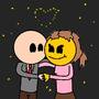 Riddle Transfer Phil and Smiley by JcPix451