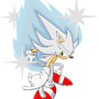 Sonic The Hedgehog Hyper Form