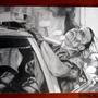 Jokers car scene by PKA13