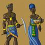 Malian Citizens by BrandonP