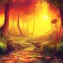 Unusual forest by BaukjeSpirit