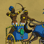Egyptian War Chariot by BrandonP