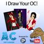 I Draw Your OC by Plazmix