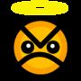 Angry Faic Angel