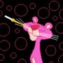 Pixel Pink Panther