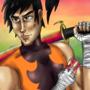 Sunblade Master Warrior by Zephsketch