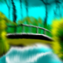 A Bob Ross painting from Photoshop by Mace121