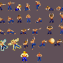 Rumble Mcskirmish Sprite set by shadowAOD