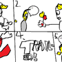 Tim meet's Dave by Epicminion