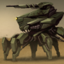 Tank Mech by luqzzee