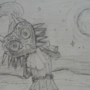 Majora's Mask by Sandling