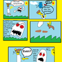 My comic strip based off of Epicminion's art work by 1000BucklesofVictory