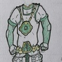 EarthBender Concept Design (Clothing) by ScrawlRico