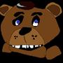 freddy fazbear ;3 by bonniegamersbff4life