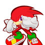 My name is Knuckles by TheMriendlyDog