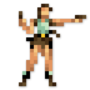 Day #75 - Lara Croft by JinnDEvil