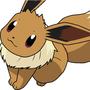 Eevee (From the Anime 'Pokémon'