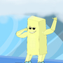 Butter Man surfin