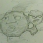 Weezing by Sandling