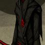 Red Horned Monk