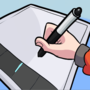 How I draw