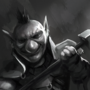 Goblin Warrior Speedpainting by beekart