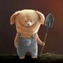 Dilly Dog by Ydoj