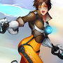Overwatch Tracer by clayscence