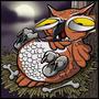 FATASS OWL by BTEntertainment