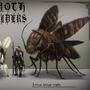Moth riders by Kiabugboy