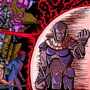 Color X-Men: Apocalypse Jim lee 90's cover Homage by eMokid64