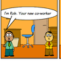 Micro Office: The New Co-Worker by MadKow1