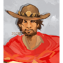 Jesse McCree ( Progress)