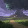 Daily Imagination #297 - The Large Oak