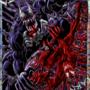 Venom vs Carnage! by MWArt