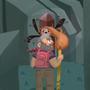 The Explorer of the Labyrinth by Unicorngandolf